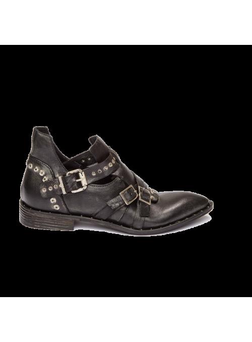 Boots ouvertes multi sangles Ovyé