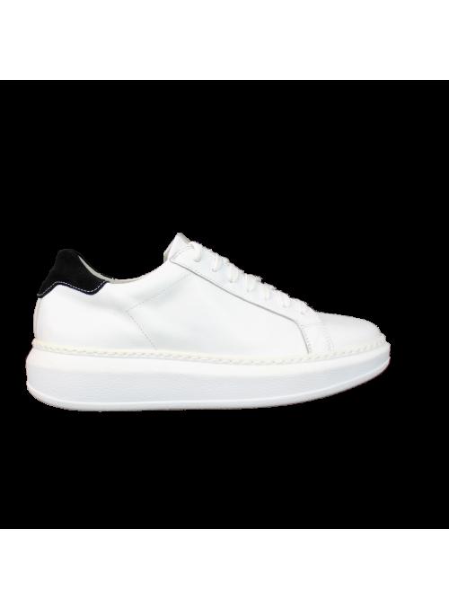 Sneakers Blanches et Noires Ovyé