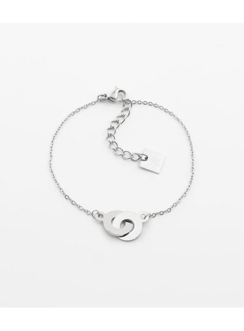 Bracelet Bow – Acier