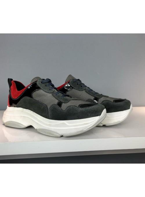 Sneakers à plateformes Combi