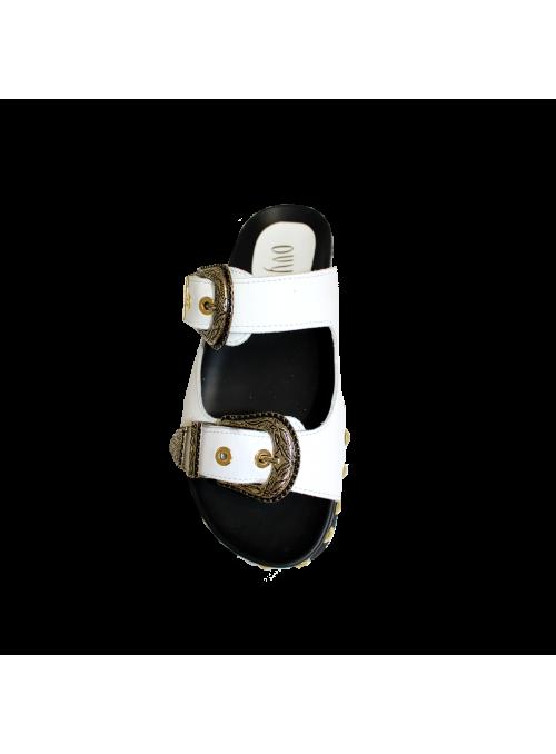 Sandales Western cloutées Ovyé